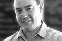 Headshot of Reverend Marius Krueger