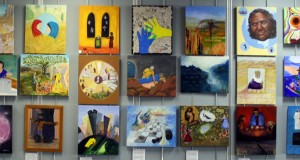 Fifty-two works of art were produced during 2013.
