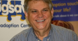 President of Jigsaw Queensalnd, Dr Trevor Jordan.