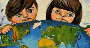 Children's climate change art