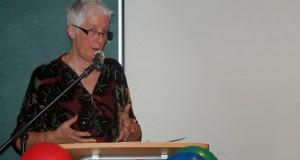 Eileen Glass, International Vice Leader of L'Arche International.
