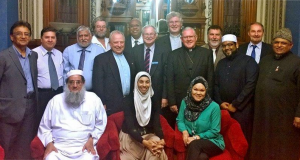 Heads of Churches Muslim Meeting 20 October 2014