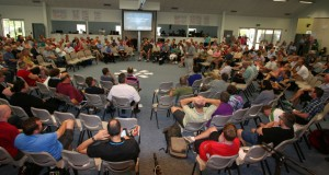Members of the 31st Synod gather to discuss the future of the Uniting Church Queensland Synod