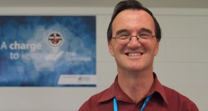 Assembly General Secretary Rev Terence Corkin at the 31st Synod