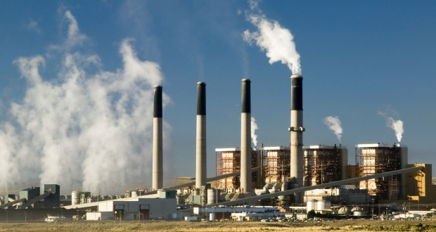a coal fired electric power plant