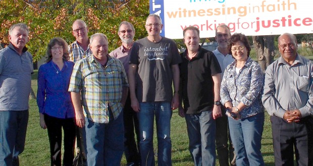 Trans-Tasman church leaders gathering.