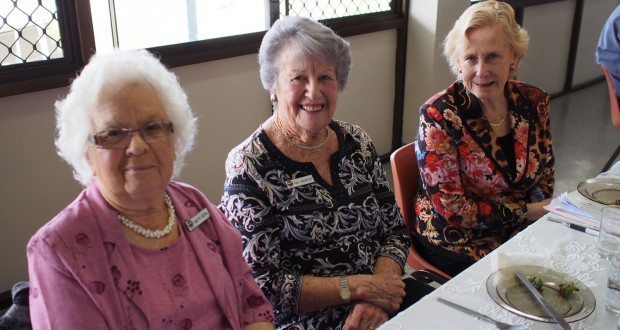Over 80 Uniting Church members across four presbyteries came to engage with Suter's scenarios.