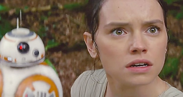 Still from Star Wars: The Force Awakens. Photo: Walt Disney Studios Motion Pictures