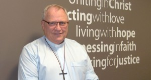 Current Queensland Synod moderator, Rev David Baker.
