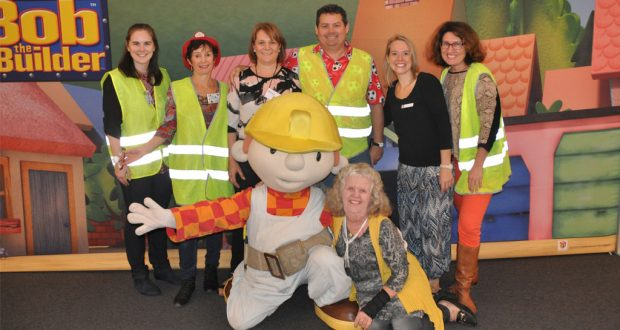 Bob and members of the Redcliffe Uniting Church and UnitingCare Community come together to help build stronger families in the community. Photo was supplied.