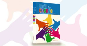"""""""Built For Change"""" by Rev Dr Steve Taylor. Photo: Supplied"""