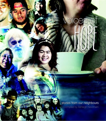 Voices of Hope edited by Ashleigh Newnham