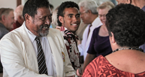 Multicultural service at Cairns Emmanuel Uniting Church