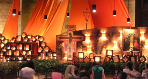 Christian mediation at Taize