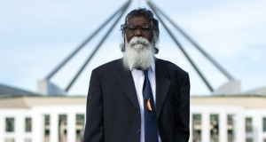 Rev Rronang Garrawurra is Chairperson of the Uniting Aboriginal and Islander Christian Congress (UAICC)