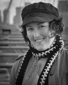 Katie Wallis: author, musician and member of Centenary Uniting Church.