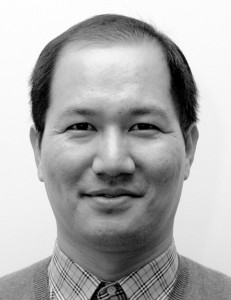 Rev David Won Kim headshot
