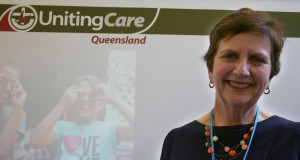 UnitingCare Queensland CEO Anne Cross at the 1st Synod in Session.