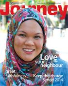 November Journey cover thumbnail.