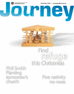 December Journey front cover.