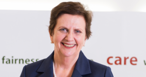 Anne Cross, UnitingCare Queensland CEO. Photo was supplied.