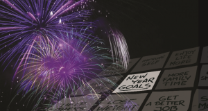 Five New Year's resolutions for your congregation. Graphic by Ashleigh Pesu.