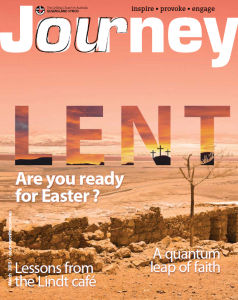 March Journey cover