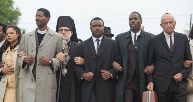 Selma, Directed by Ava DuVernay Starring David Oyelowo, Carmen Ejogo, Tom Wilkinson 2014, M. Photo by StudioCanal.