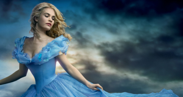 Cinderella 2015. Image by Walt Disney Pictures.