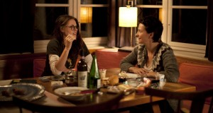 Kristen Stewart and Juliette Binoche in Clouds of Sils Maria (2014). Photo was supplied.