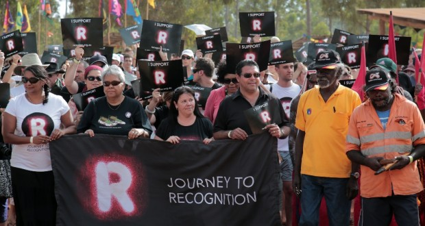 Recognise campaigners. Photo by Deadly Vibe.