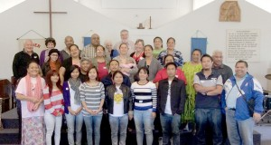 Child Safe Church training held at the Logan Central Multicultural Uniting Church. Photo was supplied.
