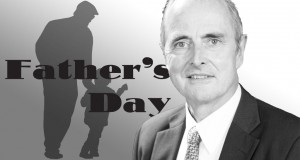 Graham Williamson reflects on Father's Day. Graphic by Rohan Salmond.