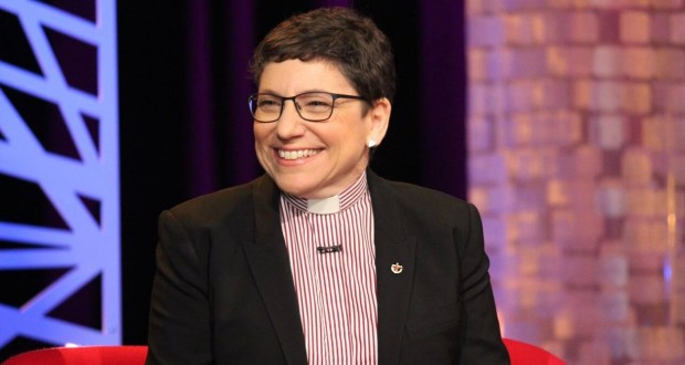 Rev Elenie Poulos on ABC's Compass