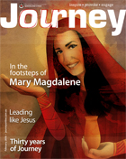 Cover of February 2016 Journey magazine.
