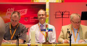 Queensland Synod general secretary Robert Packer. Photo by Ben Rogers.
