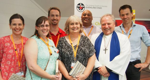 The 32nd Synod celebrates ministers ordained since the last Synod in 2014. Photo by Holly Jewell.