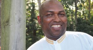 Rev Johnson Makoti from Atherton Uniting Church. Photo was supplied.