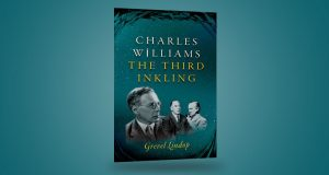 Charles Williams, the third Inkling. Photo: Oxford University Press