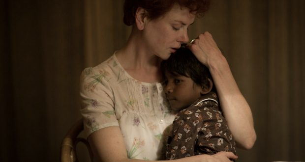 Nicole Kidman and Sunny Pawar star in Lion (2016). Photo by Sunstar Entertainment.